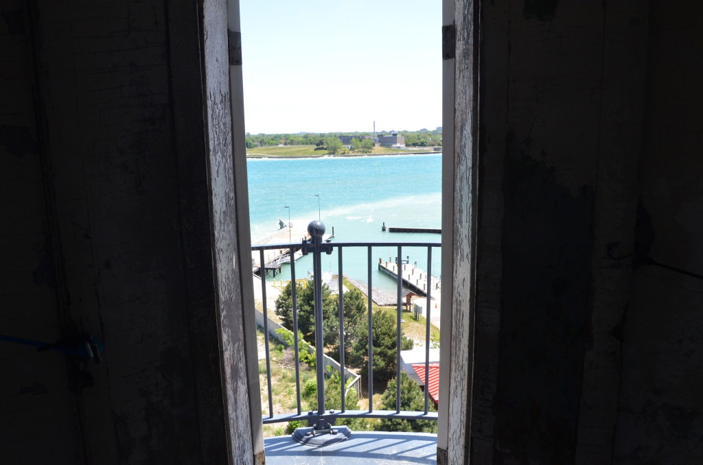 Fort Gratiot Lighthouse Michigan Tower View