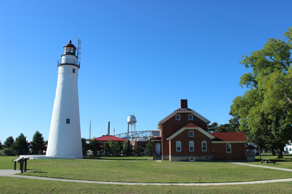 Fort Gratiot Lighthouse Photo Gallery Feature Photo