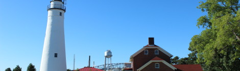Photo Gallery Friday: Fort Gratiot Lighthouse Tour, Port Huron