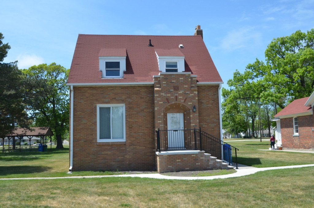 Fort Gratiot Lighthouse Single Keepers Dwelling