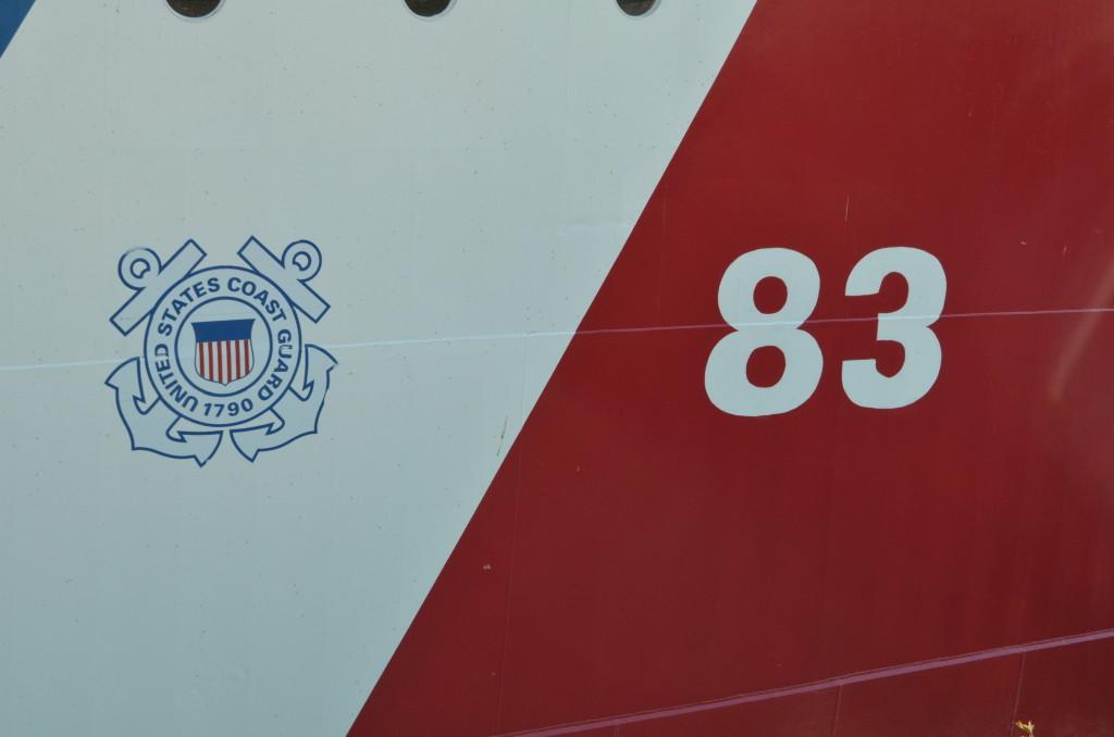 Icebreaker Mackinaw Maritime Museum Coast Guard Logo