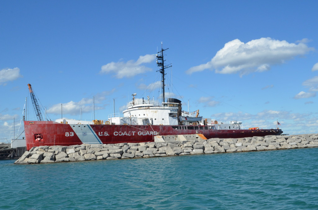 Icebreaker Mackinaw Maritime Museum Feature Photo