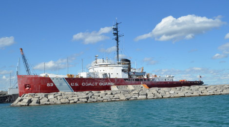 Photo Gallery Friday: Icebreaker Mackinaw Maritime Museum