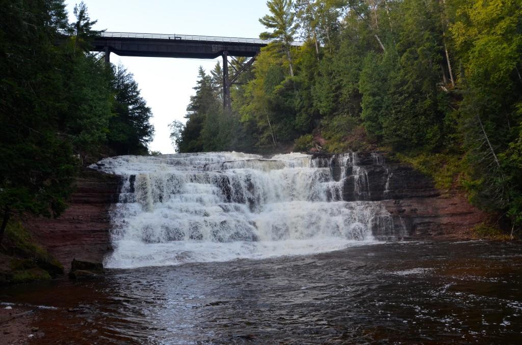 Agate Falls State Scenic Site