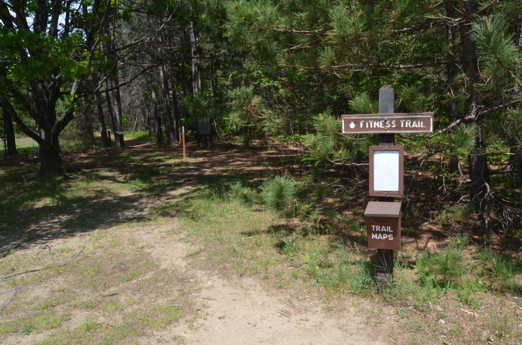 Michigan Civilian Conservation Corps Museum Nature Trail