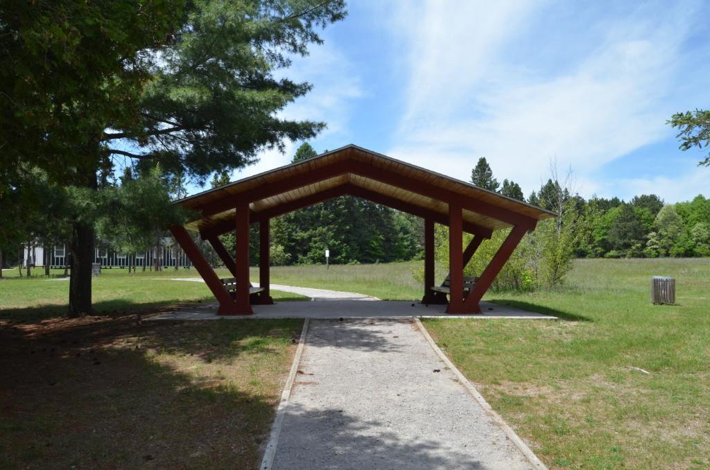 Michigan Civilian Conservation Corps Museum Pavilion