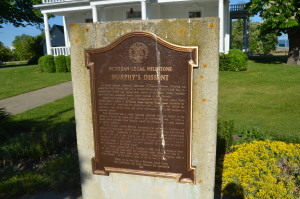 Michigan Legal Milestones Murphys Dissent Harbor Beach