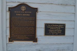 Michigan Legal Milestones Ponds Defense Mackinac Island