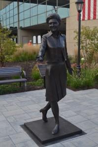 Betty Ford Grand Rapids Community Legends Statue