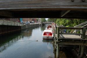 Boardman River Kayak Traverse City Michigan
