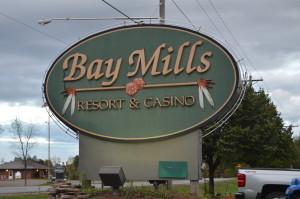 Bay Mills Resort Casino Michigan Whitefish Bay Scenic Byway
