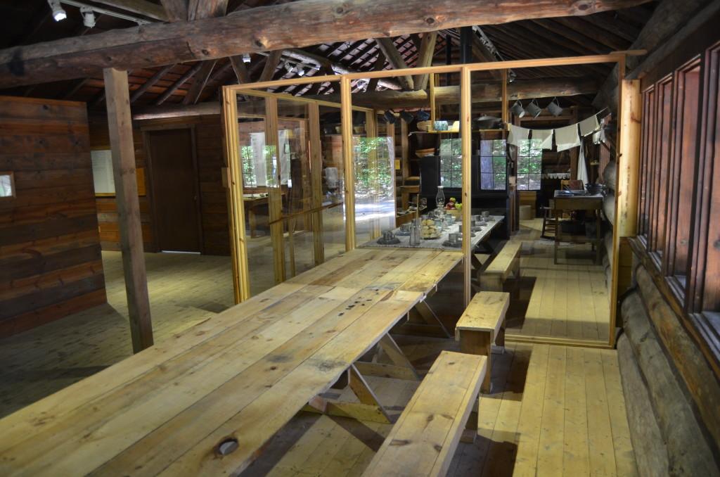 Hartwick Pines State Park Loggin Museum Michigan