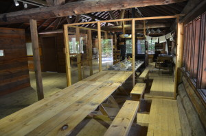 Logging Museum at Hartwick Pines State Park