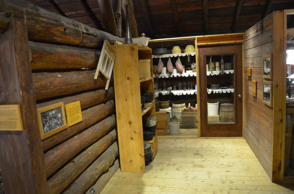 Hartwick Pines State Park Museum Michigan Grayling