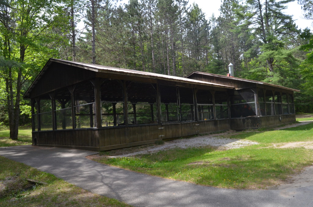 Hartwick Pines State Park Steam Engine Museum