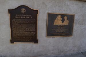 Michigan Legal Milestones Sojourner Truth