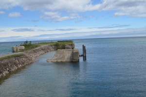 Rockport State Recreation Area Quarry Dock Abandoned