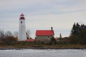Thunder Bay Island Lighthouse Michigan Alpena