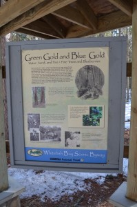 Whitefish Bay Scenic Byway Timber History Michigan