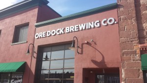 Ore Dock Brewing Marquette