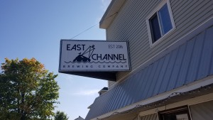 East Channel Brewing Munising