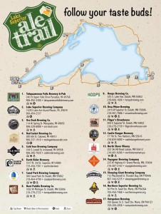 Lake Superior Ale Trail 2018