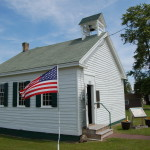 Michigan Roadside Attractions: Rathbone School, Eagle Harbor