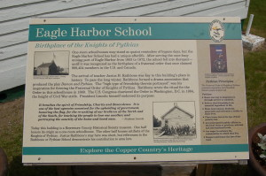 Eagle Harbor Rathbone School Knight sof Pythias Information