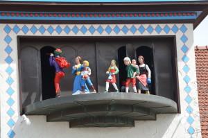 Frankenmuth Bavarian Inn Glockenspiel Pied Piper