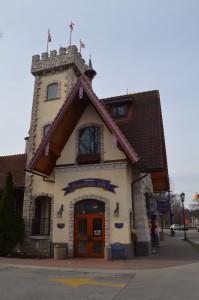 Frankenmuth Bavarian Inn Vertical Michigan