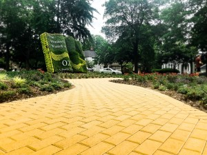 Yellow Brick Road Wizard of Oz Holland