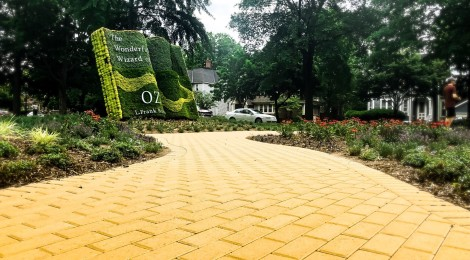Follow the Yellow Brick Road to Holland's New Wizard of Oz Exhibit
