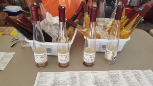 Schramms Mead Meadery Nasvhille Michigan Barry County Brewfest 2019