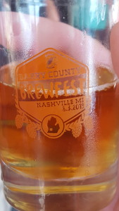 Haymarket Blood Orange Barry County Brewfest 2019 Nasvhille Michigan