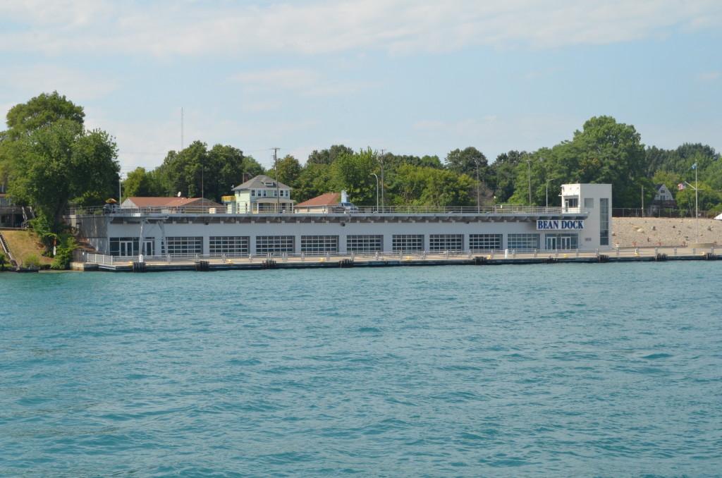 Huron Lady Cruises Bean Dock Port Huron MI