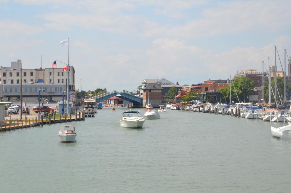 Huron Lady Cruises Black River Port Huron