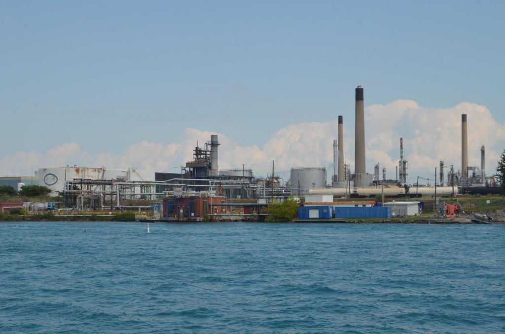 Huron Lady Cruises Chemical Valley Sarnia Ontario