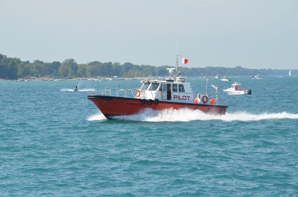 Huron Lady Cruises Pilot Boat Lake Huron MI