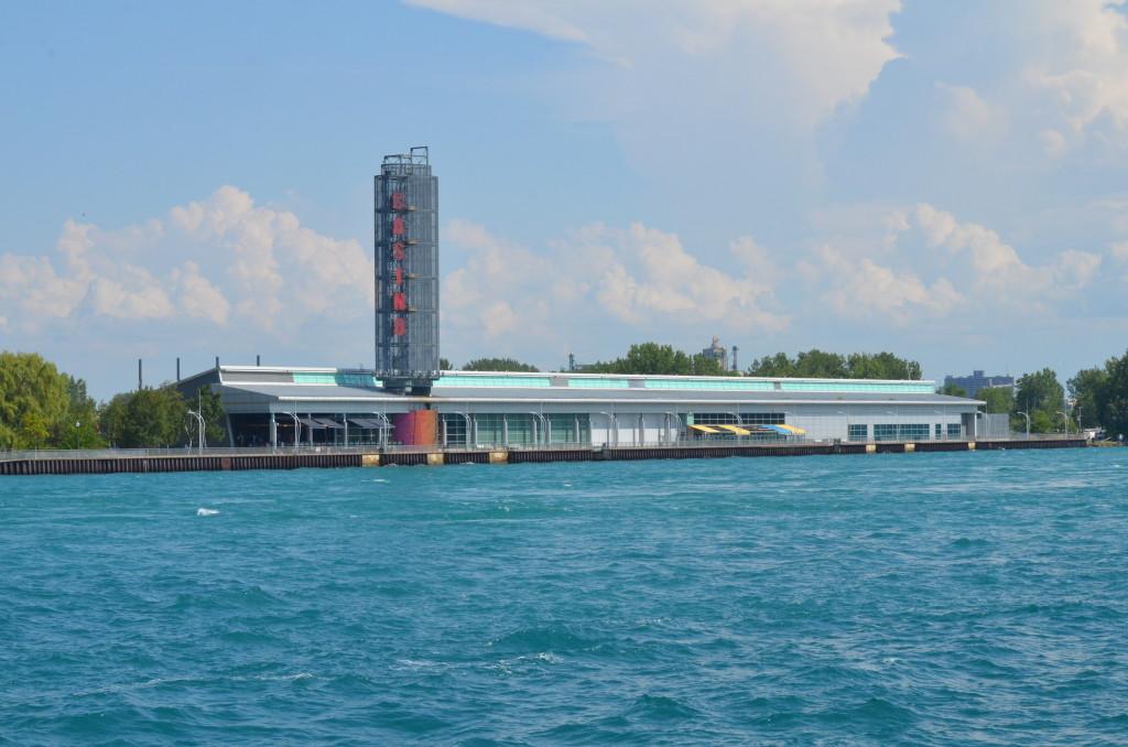Huron Lady Cruises Point Edward Casino Ontario