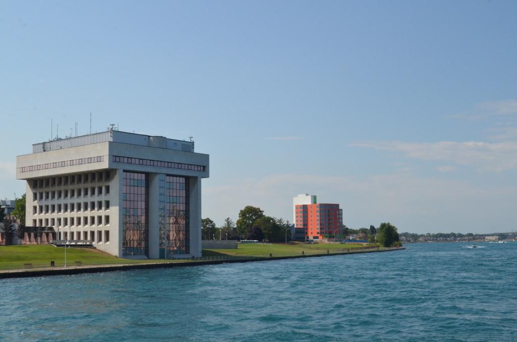 Huron Lady Cruises Port Huron Buildings