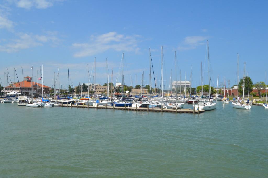 Huron Lady Cruises Port Huron Marina