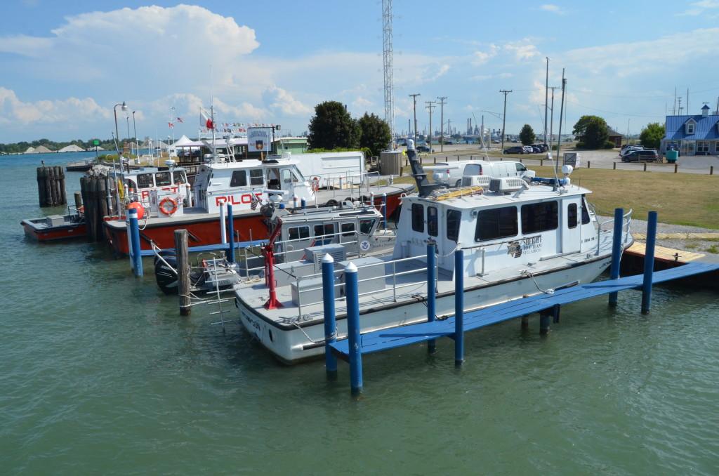 Huron Lady Cruises Port Huron Pilot Boats