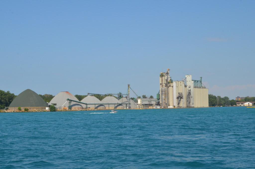 Huron Lady Cruises Sarnia Harbor Ontario