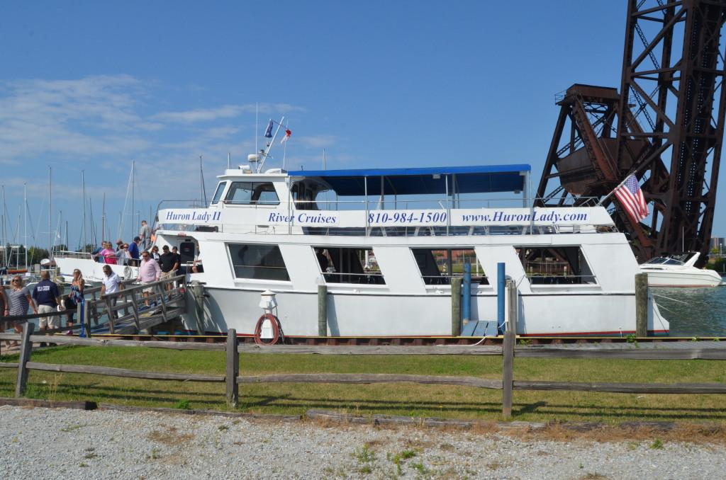 Huron Lady Cruises Tour Boat Port Huron