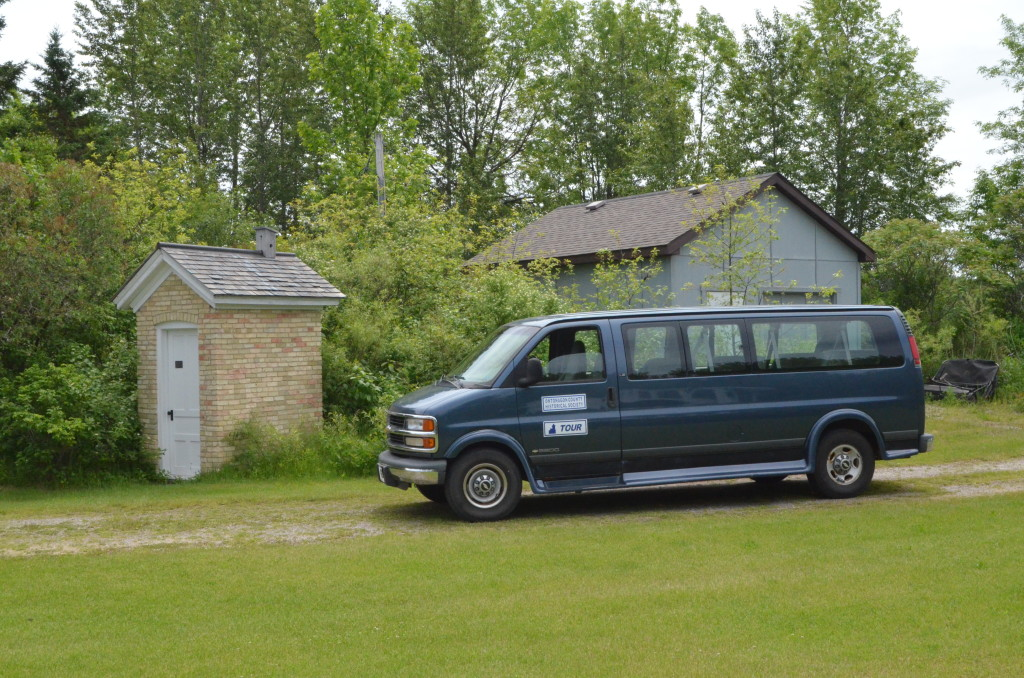 Ontonagon Lighthouse Tour Van Museum