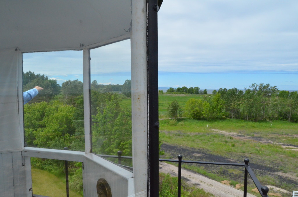 Ontonagon Lighthouse Tower Climb Museum Tour