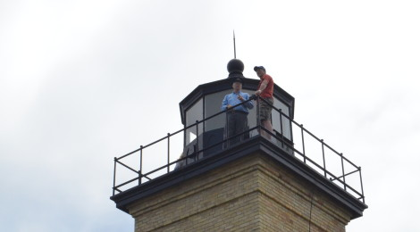 Photo Gallery Friday: Ontonagon Lighthouse Tour