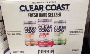 Perrin Clear Coast Hard Seltzer