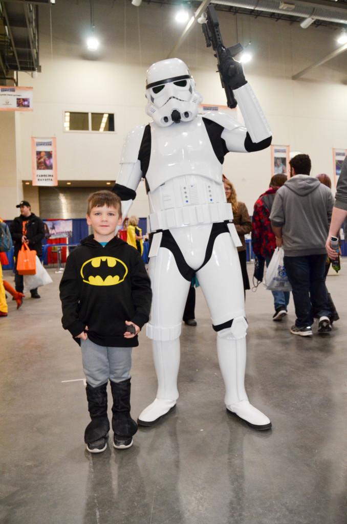 Grand Rapids Comic Con 2019 Stormtrooper