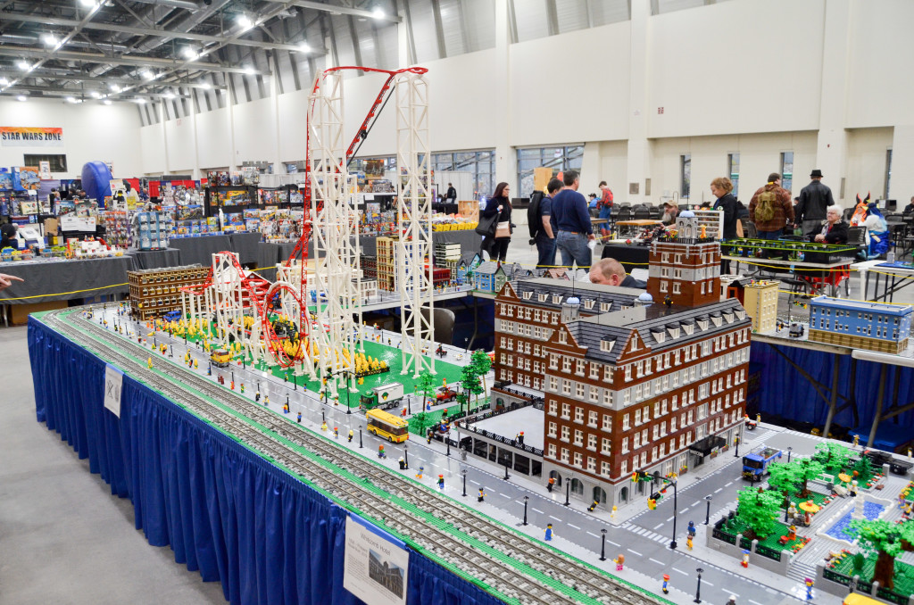 Grand Rapids Comic Con 2019 LEGO